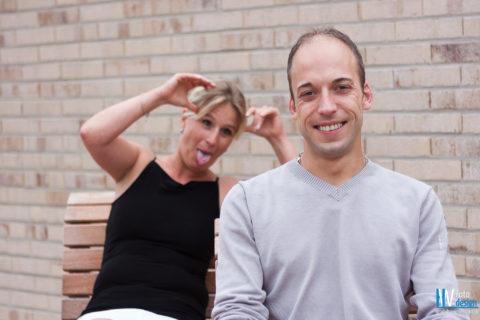 Angi und Andre