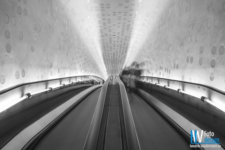 Elbphilharmonie – Tube